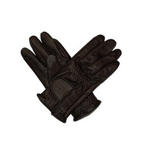 Mark Todd Leather Riding / Show Gloves - Black