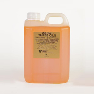 Gold Label Three Oils Nutrient - 1L