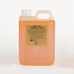 Gold Label Three Oils Nutrient - 2L
