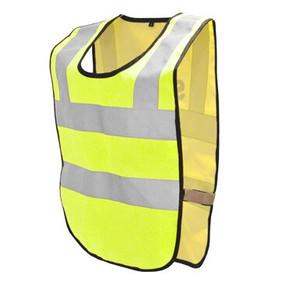 LunaRider Hi-Viz Reflective Yellow Tabard