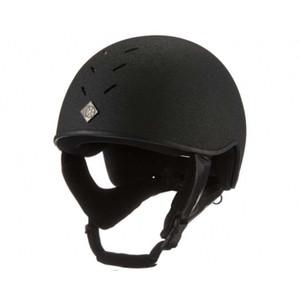 Charles Owen APM II Skull Helmet Adult - Black