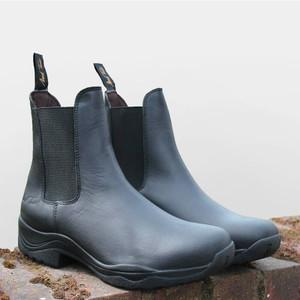 Mark Todd Tasman Jodhpur Boots Adult - Black