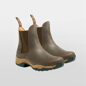Mark Todd Tasman Jodhpur Boots Adult - Brown