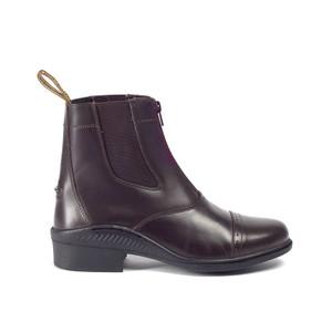 Brogini Tivoli Short Jodhpur Boots - Brown