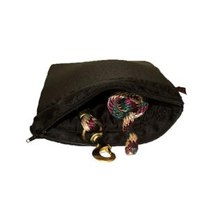 Moorland Rider Padded Wash-Bag for Ropes & Headcollars - Black
