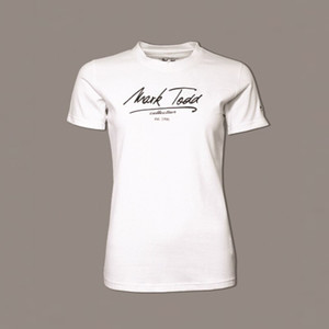 Mark Todd Claire T-Shirt - White