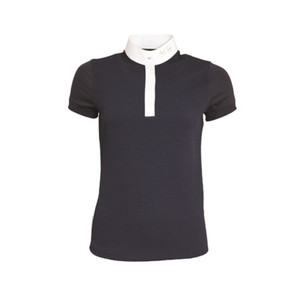 Mark Todd Alicia Ladies Competition Polo Shirt - Navy