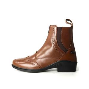 Brogini Epsom Italian Leather Jodhpur Boot - Tan