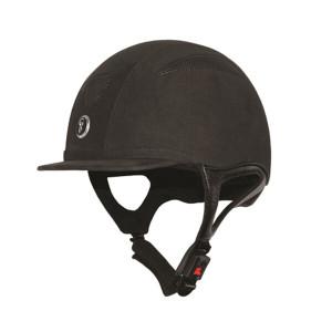 Gatehouse Challenger Riding Hat Suede - Black