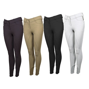 ark Todd Ladies Marceline Breeches - White