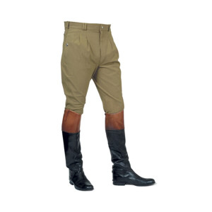 Mark Todd Mens Auckland Breeches - Olive