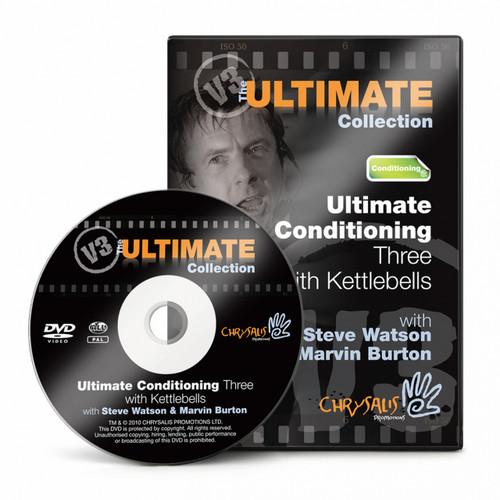 Ultimate Conditioning V3 DVD with Steve Watson and Marvin Burton