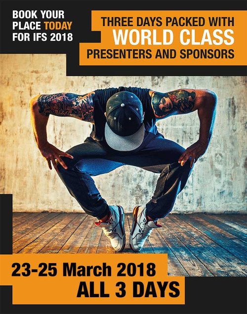 Overseas - IFS Full Three Day Event 2018