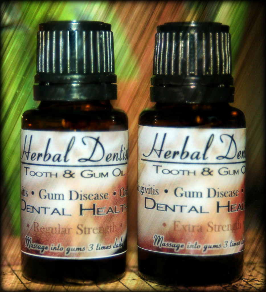 Have you tried our product Herbal Dentist?!