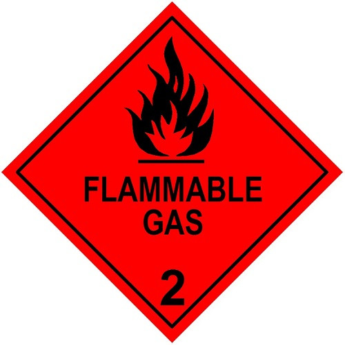 Flammable Gas 2 (Model No 2.1)