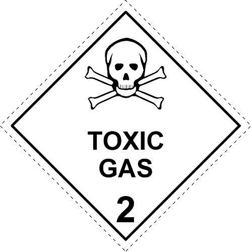 Toxic Gas 2 (Model No 2.3)