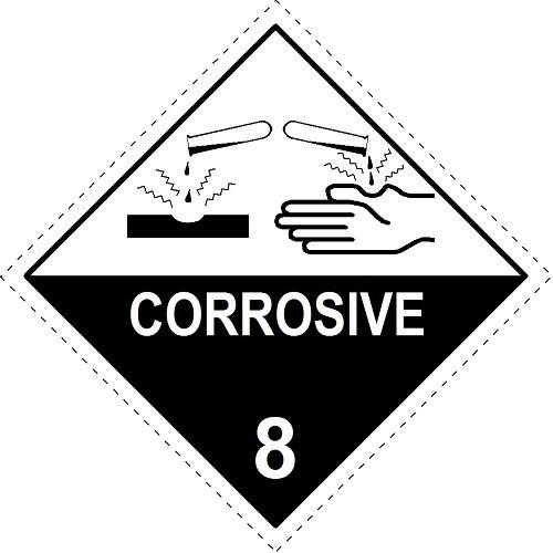Corrosive 8 (Model No 8)