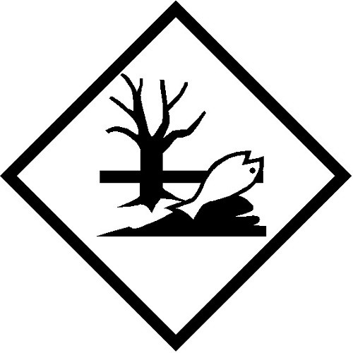 Environmentally Hazardous Substance Label