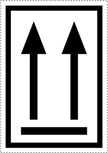 Orientation Arrows Labels