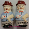 Sam Wetter Made in Japan Salt & Pepper Shakers, Vintage Mid Century 1960s Japanese Gift
