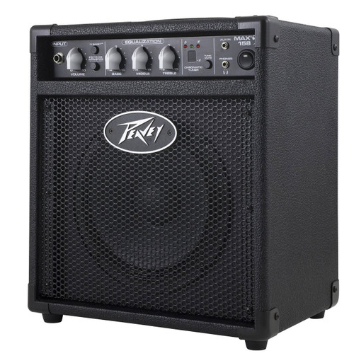 Peavey Max 158 Bass Systems Amp