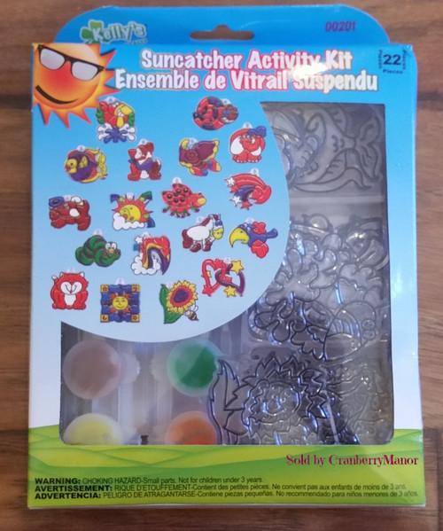 Suncatcher Activity Kit by Kelly's Crafts