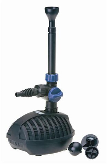 Oase Aquarius Fountain Set 1500 Pond Pump