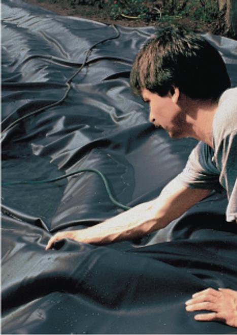 Alfafol 0.5mm PVC Pond Liner  2 x 1.5m