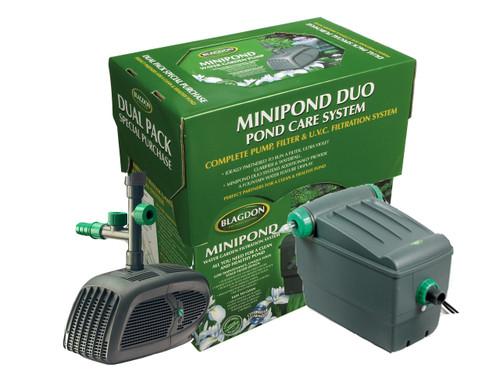 Blagdon Minipond Duo 6000