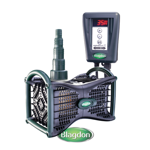 Blagdon Amphibious IQ 3000-6000  Energy Saving Pond Pump
