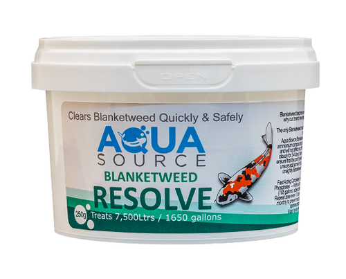 Aqua Source Blanketweed Resolve 250g