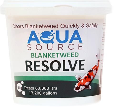 Aqua Source Blanketweed Resolve 1kg
