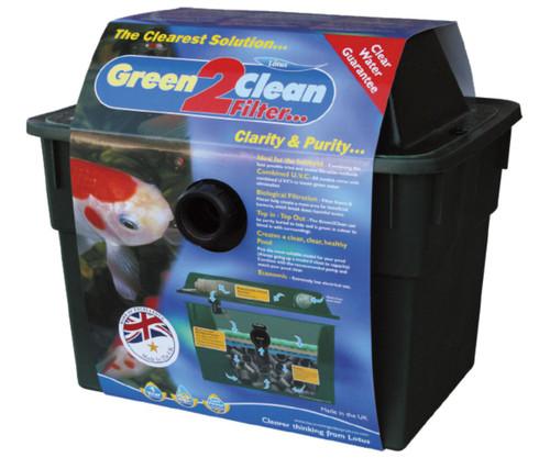 Lotus Green2Clean 6000
