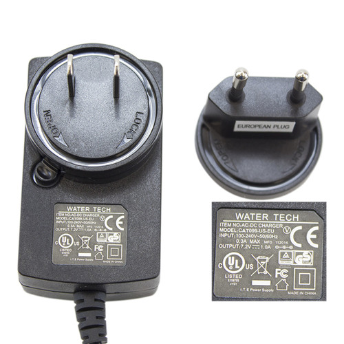(DISCONTINUED) CAT099-US-EU-Charger For Catfish, Catfish Ultra, iVac C-2, iVac 250, Volt FX-4,Centennial, Eclipse