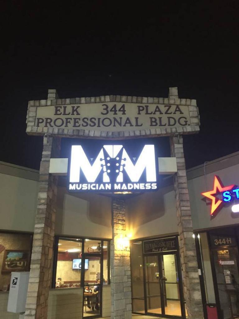 My Music Store Musician Madness
