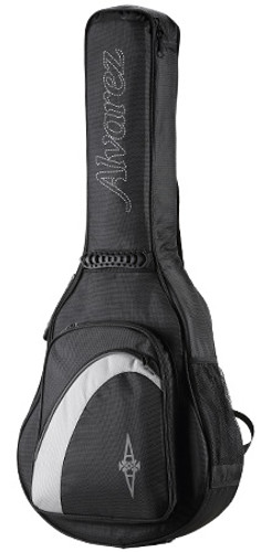 Alvarez AGB-15A Alvarez 15mm Duo-Foam Deluxe Gug Bag - Dreadnought