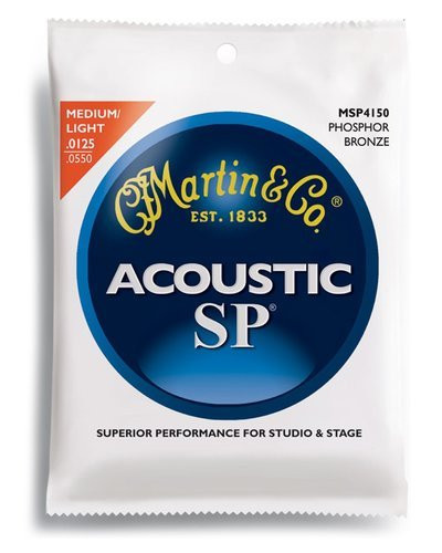 Martin Acoustic SP Strings Med/Lt