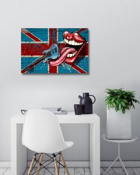 Rock Lips