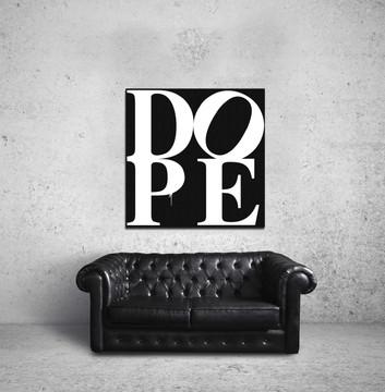 Dope Black