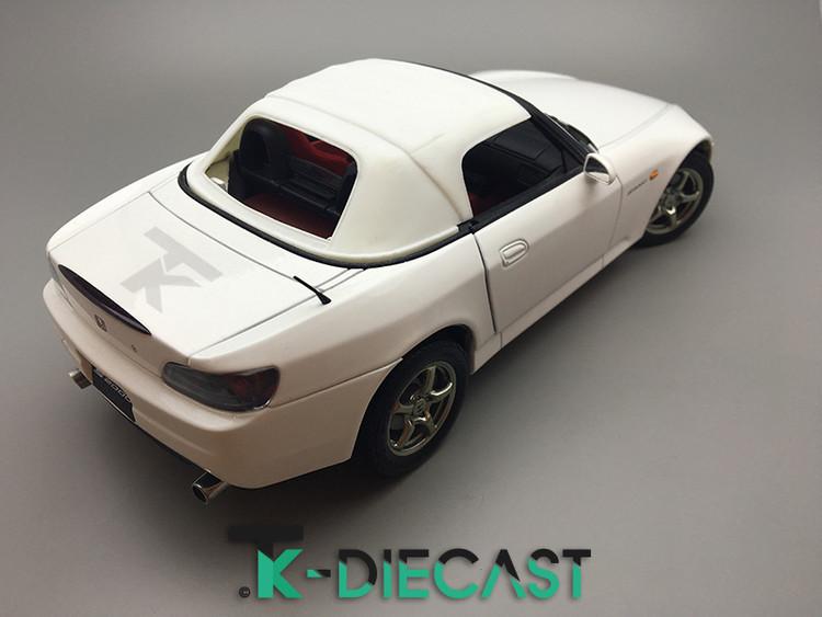 Honda S2000 OEM Soft Top