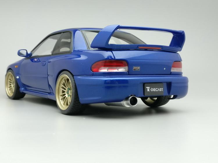 Subaru 22B AA Custom