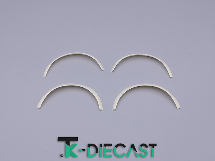 Nissan 240z S30 Overfenders Wide body arches for AA