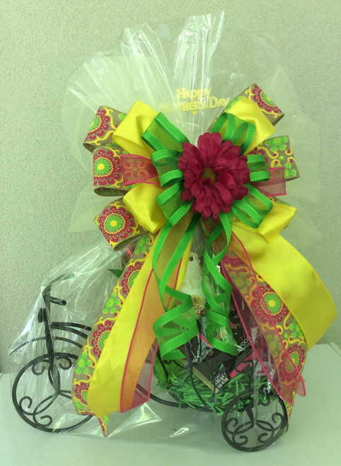 Ride In The Park Gift Basket