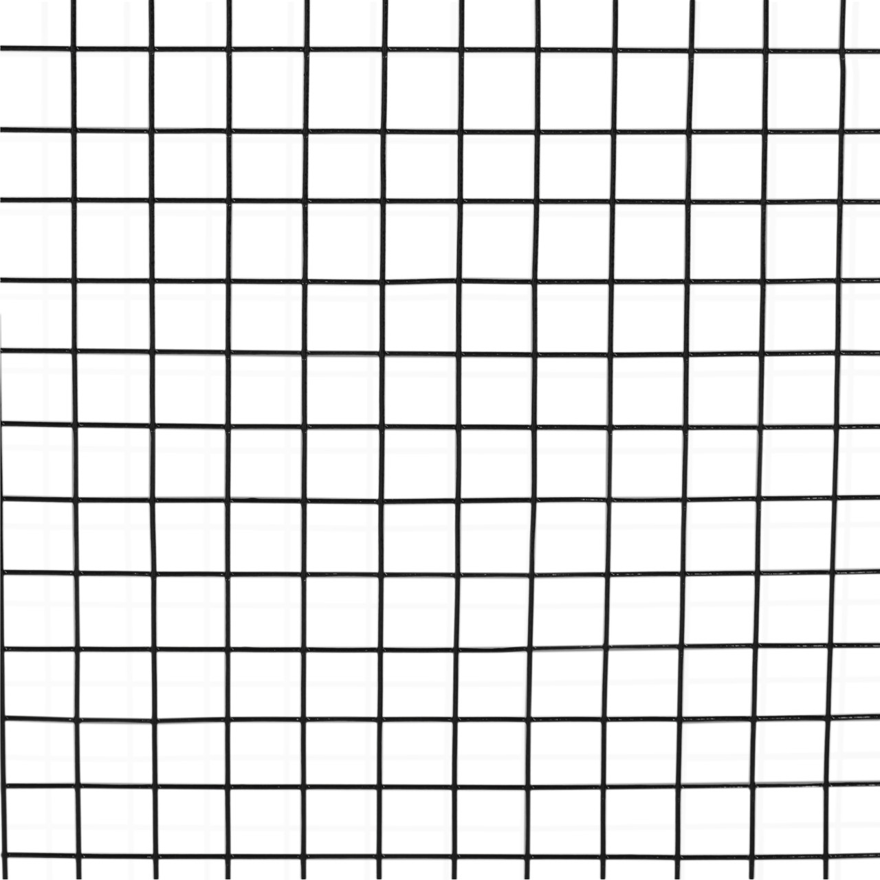 Fantastic wire mesh gauge photos electrical wiring diagram ideas 16 gauge black vinyl coated welded wire mesh size 1 inch by 1 inch greentooth