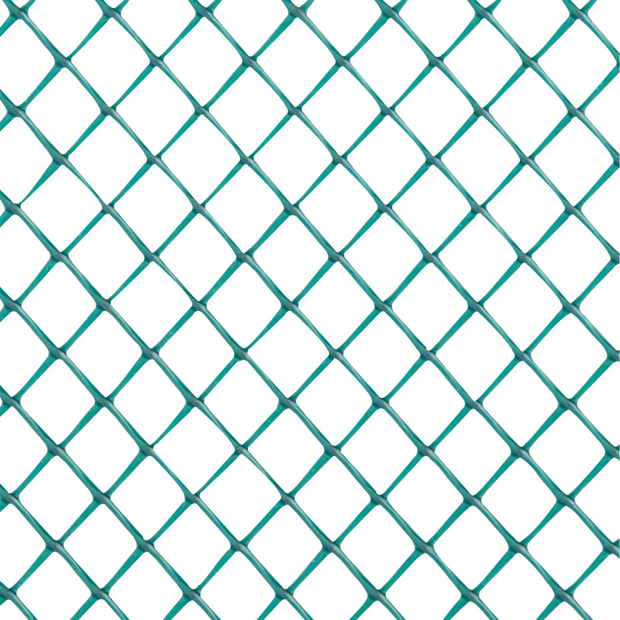 Green Diamond Plastic Poultry Netting 2 ft. x 25 ft. & 3/4\
