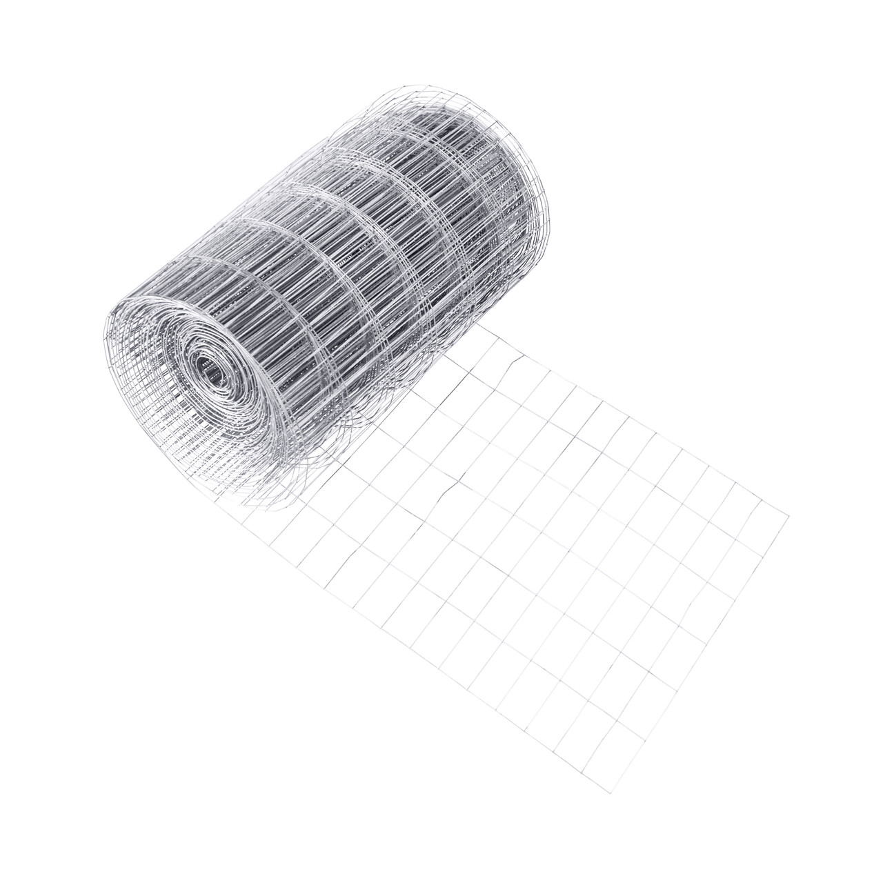 14 Gauge Galvanized Welded Wire Mesh 2 inch x 4 inch - FencerWire