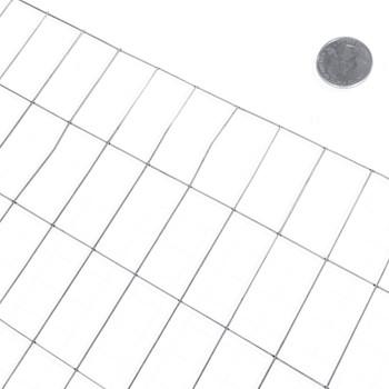 """12.5 Gauge Galvanized Welded Wire 2"""" x 4"""" Mesh 5 ft. x 100 ft."""