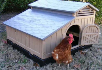 Snap Lock Std Chicken Coop