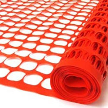 Guardian Economy Warning Barrier 8'X500' Orange