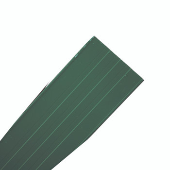 Sure-Loc 24 ft. Aluminum Landscape Edging Project Kit in Green